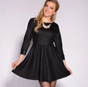 Stylowe rozkloszowane sukienki