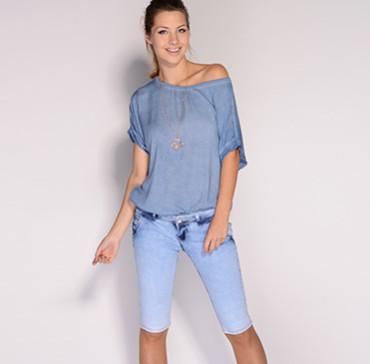 Jeansowe i dresowe, czyli spodnie wielozadaniowe
